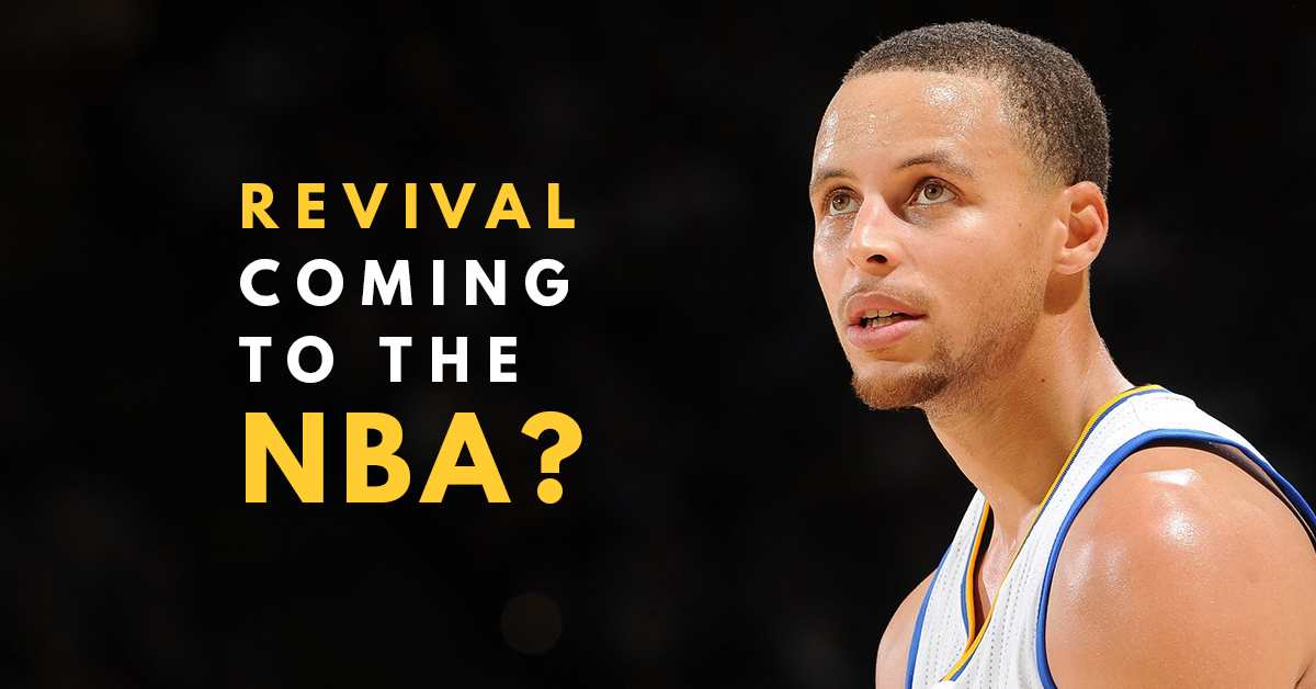 designer fashion best quality innovative design Stephen Curry Quietly Leads Spiritual Renewal Within The NBA