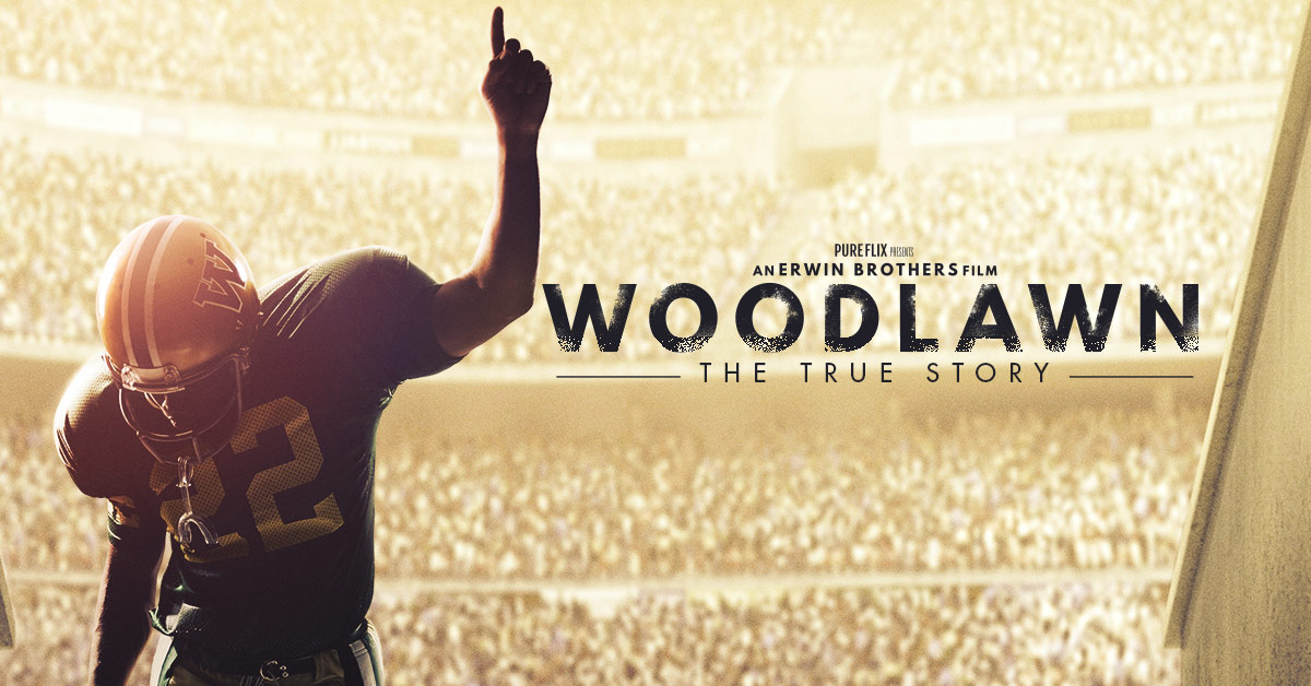 Woodlawn - DVD Image